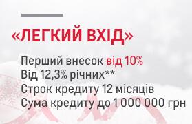 Кредит від банку ГЛОБУС