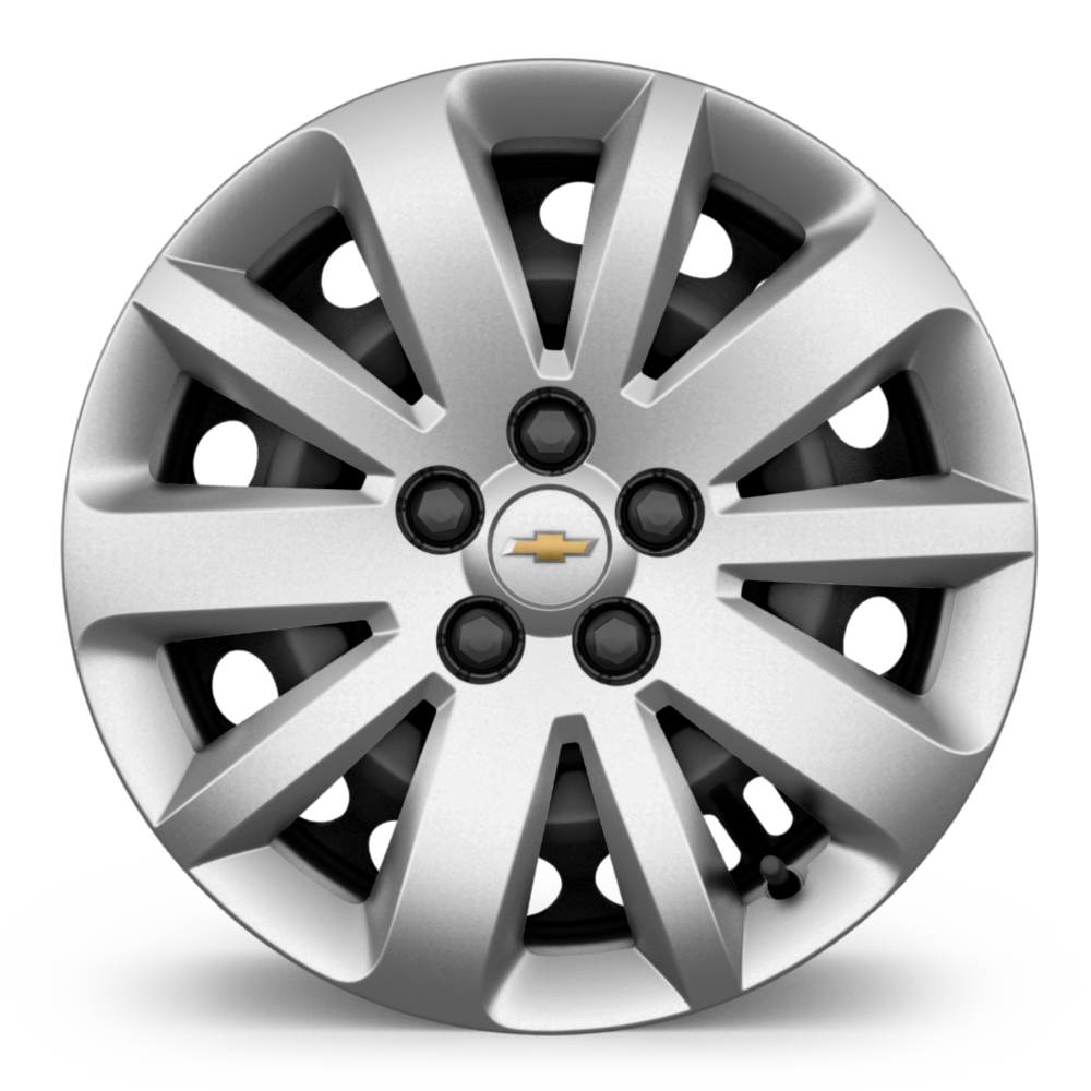 16-дюймові залізні диски Шевроле