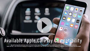 Chevrolet із Apple CarPlay