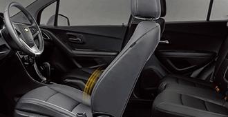Регулювання по висоті та електричне регулювання поперекової підтримки сидіння водія