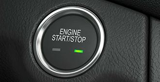 Кнопка для запуску двигуна (безключевий старт смарт-ключем)