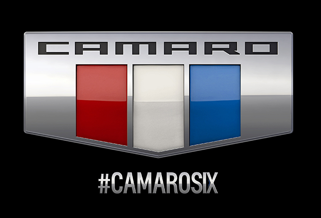 Camaro Шостого покоління (лого)