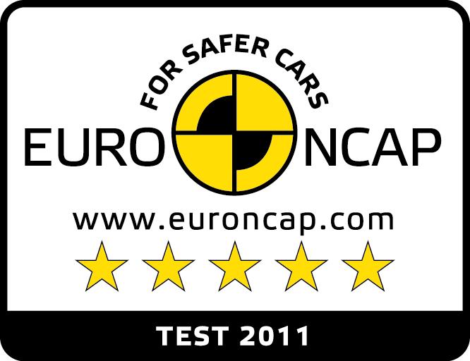 AVEO EuroNCAP Test 2011 ★★★★★